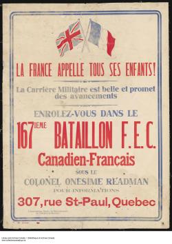 Affiche 1914