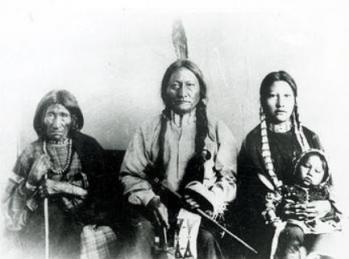 Algonquins famille
