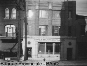 Banque provinciale 1935