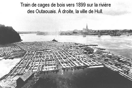 Cages de bois