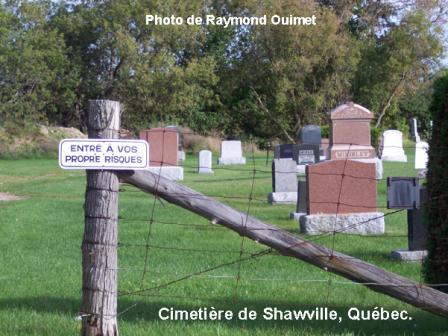 Cimetière de Shawville