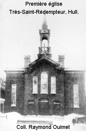 Eglise Très-Saint-Rédempteur, Hull QC