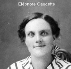 Gaudette Éléonore