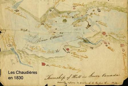 Les chaudieres en 1830