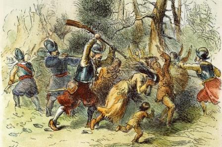 Massacre dindiens a hoboken