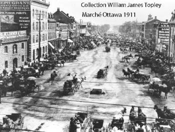 Ottawa marche 1911