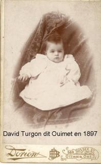 Ouimet david 1897