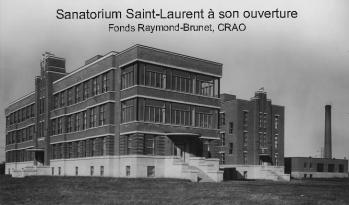 Sanatorium st laurent