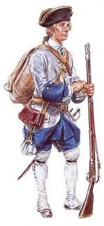 Soldat cie franche de la Marine