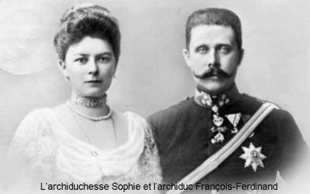 Sophie et francois ferdinand